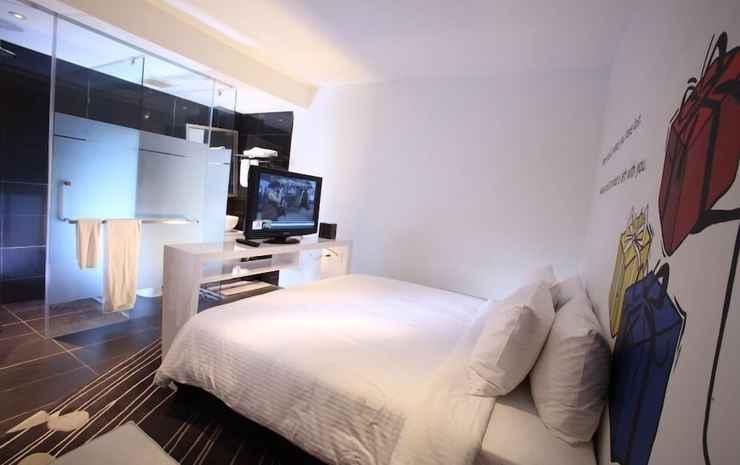 Zoom Inn Boutique Hotel Danga Bay Johor - Kamar Double Eksekutif, 1 Tempat Tidur Queen, tanpa jendela
