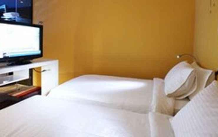 Zoom Inn Boutique Hotel Danga Bay Johor - Kamar Twin Eksekutif, 2 Tempat Tidur Twin, tanpa jendela