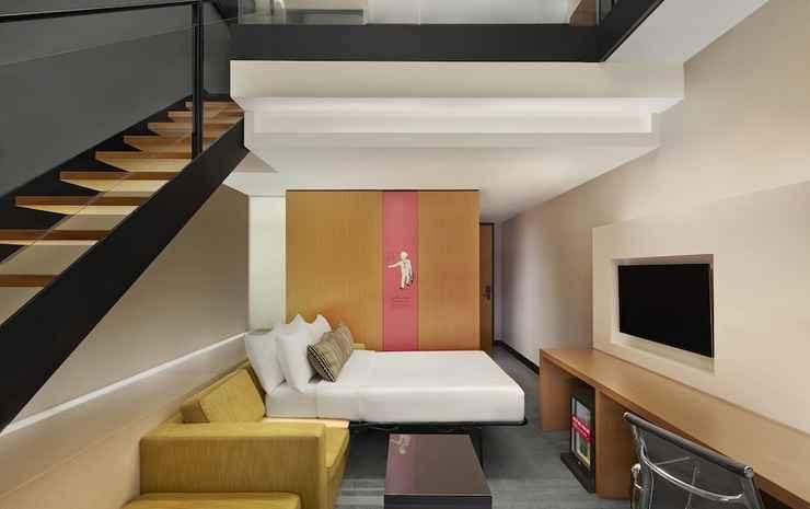 Aloft Kuala Lumpur Sentral Kuala Lumpur - Suite, 1 Tempat Tidur King, non-smoking