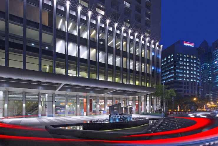 EXTERIOR_BUILDING Aloft Kuala Lumpur Sentral