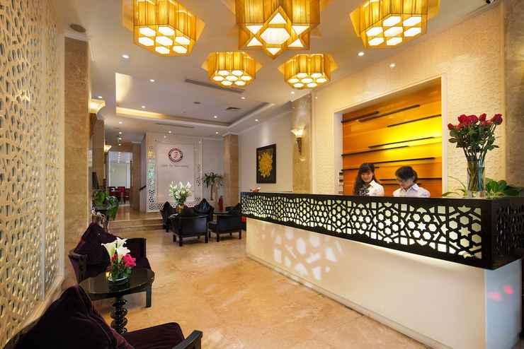 LOBBY Khách sạn Dragon Pearl