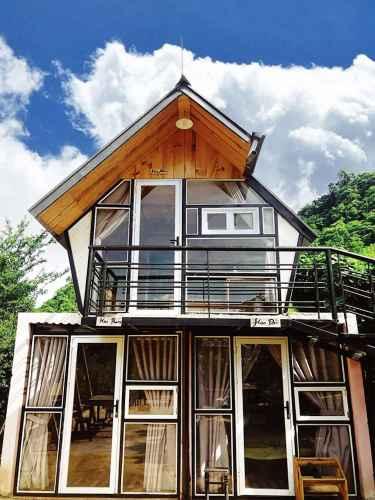 EXTERIOR_BUILDING Phố Núi Tình Yêu Homestay Mộc Châu