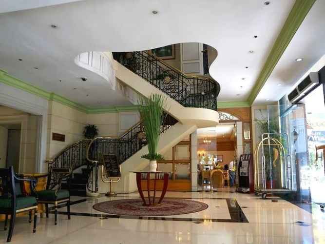LOBBY Tiara Oriental Hotel