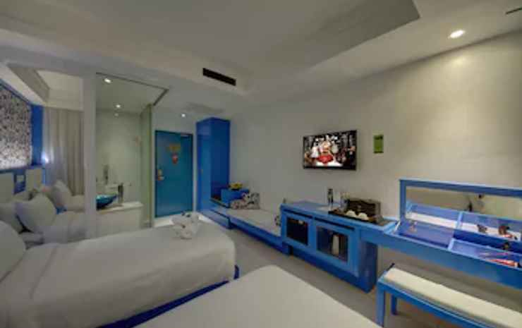 Arenaa Star Hotel Kuala Lumpur - Twin Annexe Superior