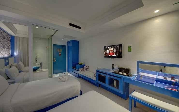 Arenaa Star Hotel Kuala Lumpur - Kamar Twin Superior