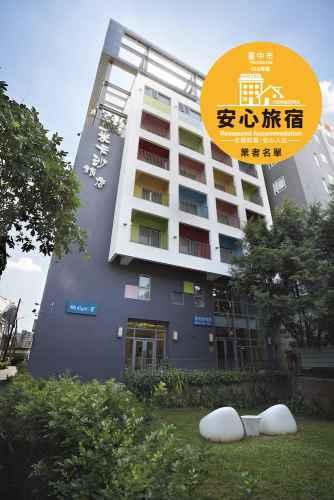 EXTERIOR_BUILDING โรงแรมมิคาซ่า