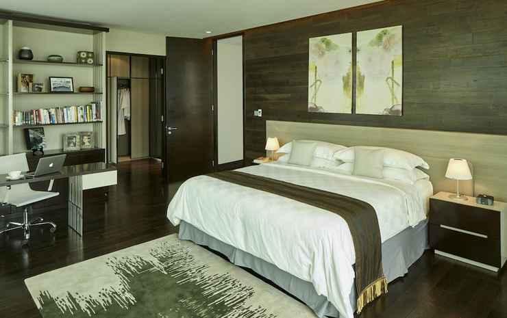 Fraser Residence Menteng Jakarta Jakarta - Penthouse Mewah, 4 kamar tidur, patio, pemandangan kota