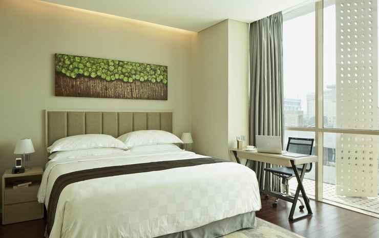 Fraser Residence Menteng Jakarta Jakarta - Apartemen Eksekutif, 1 kamar tidur