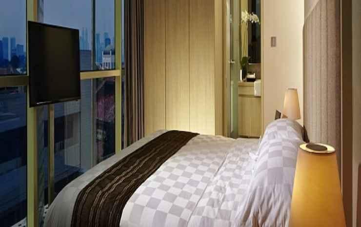 Fraser Residence Menteng Jakarta Jakarta - Apartemen Eksekutif, 2 kamar tidur