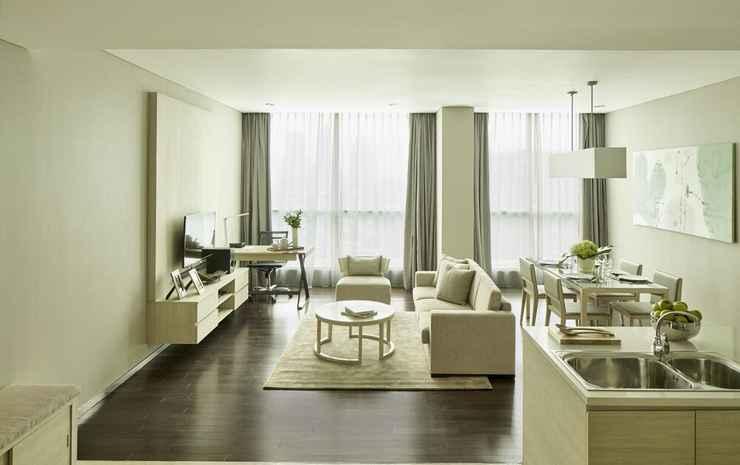 Fraser Residence Menteng Jakarta Jakarta - Apartemen Premier, 3 kamar tidur