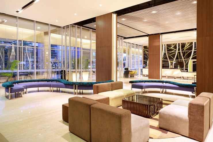 LOBBY ibis Styles Jakarta Gajah Mada Hotel