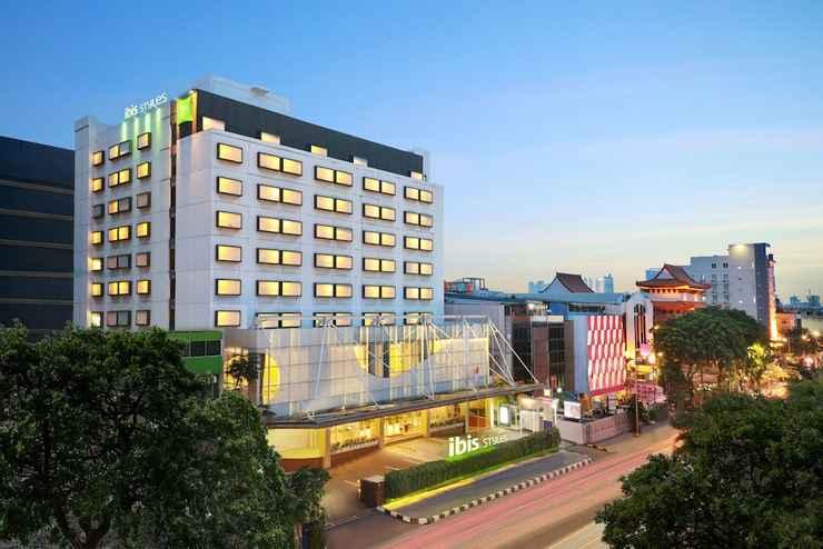 EXTERIOR_BUILDING ibis Styles Jakarta Gajah Mada Hotel