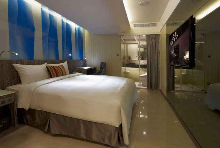 BEDROOM เครือโรงแรมบิวตี้ ไทเป - โรงแรมบีไนท์