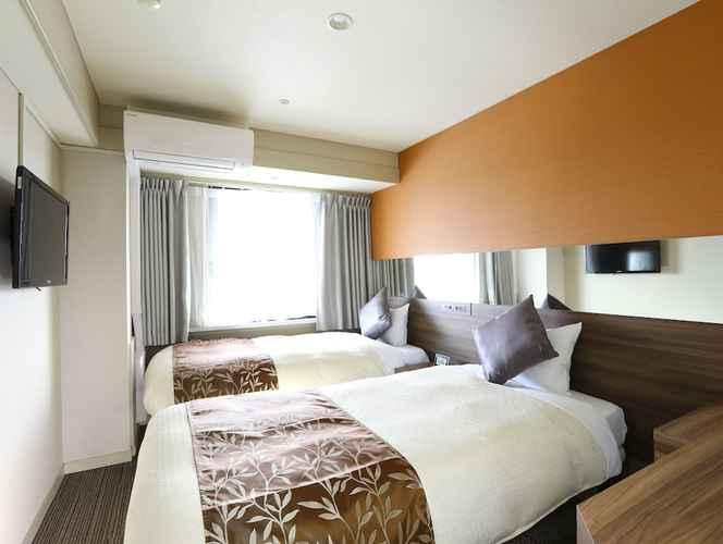 BEDROOM โรงแรมเดอะ เฮดิสตาร์ นาริตะ