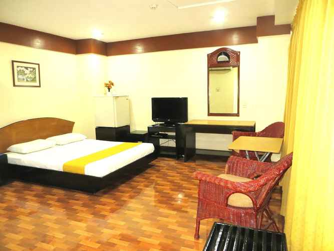 BEDROOM Paragon Suites