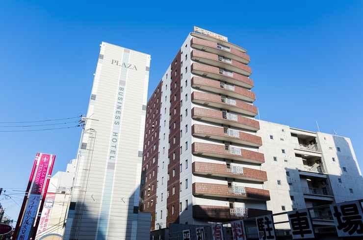 EXTERIOR_BUILDING โรงแรมคาโกชิมะ พลาซา เทนมนคัง