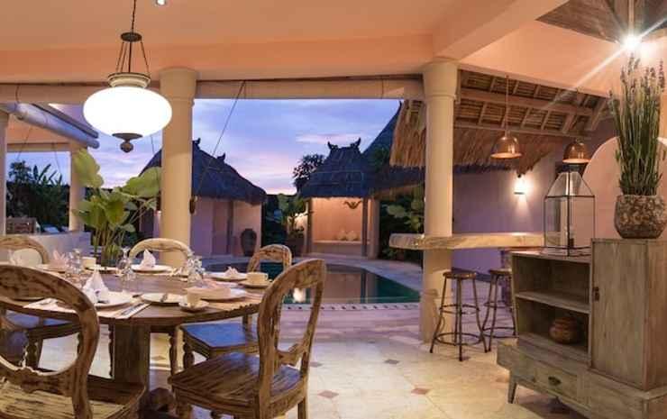 Hacienda Bali Bali - Vila, 1 kamar tidur, kolam renang pribadi