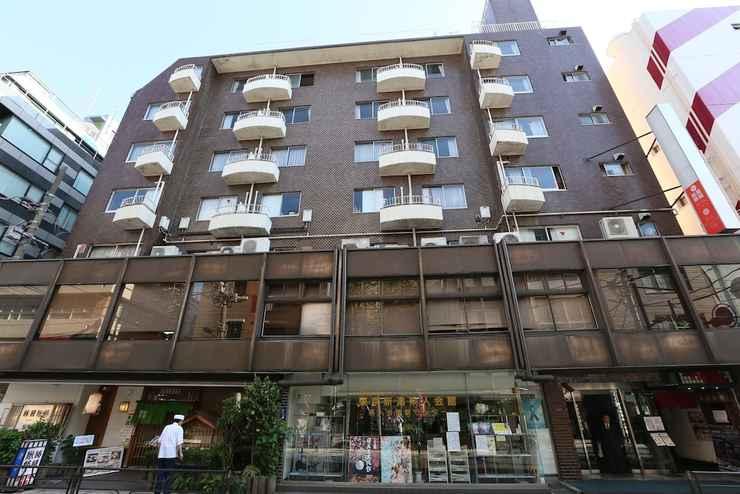 EXTERIOR_BUILDING โตเกียว อุเอโนะ ยูธ โฮสเทล