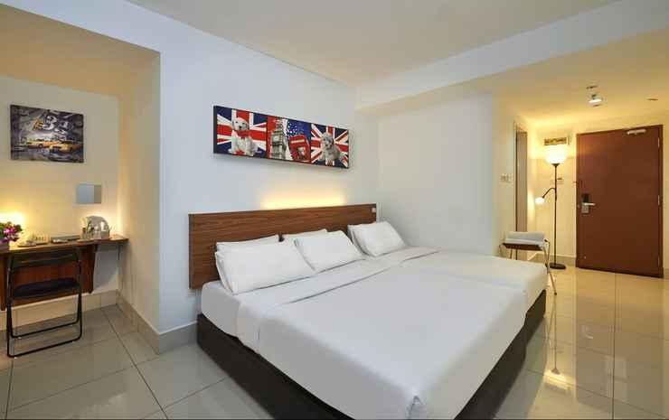 V Hotel Kuala Lumpur Kuala Lumpur - Kamar Triple Keluarga, 3 Tempat Tidur Twin
