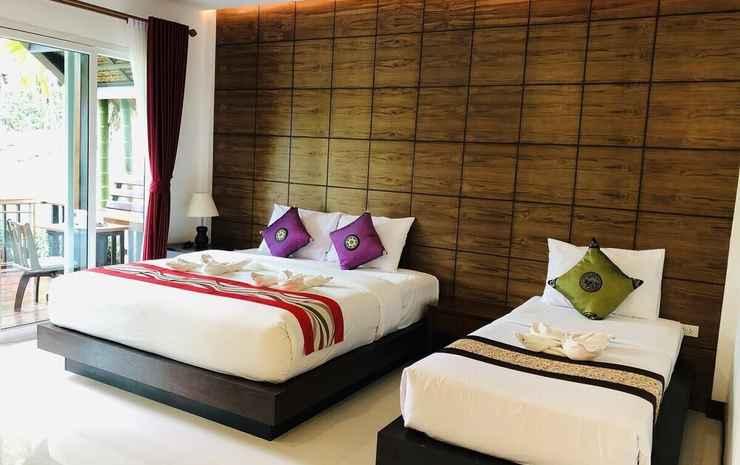 Vipa Tropical Resort Krabi - Kamar Triple Superior
