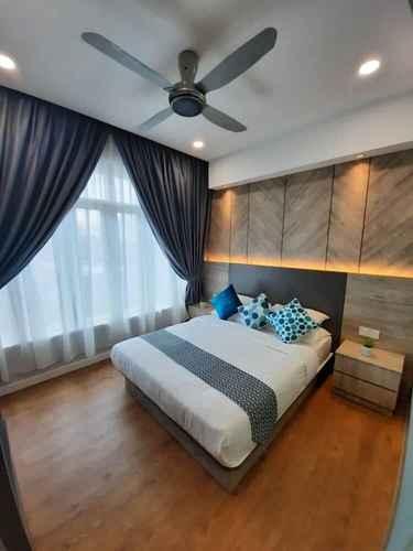 BEDROOM Designer Suite Apartment