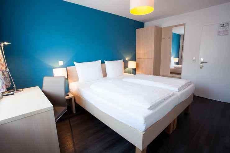 BEDROOM Centro Hotel Arkadia