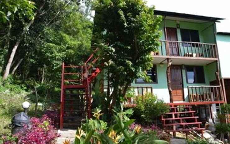 Phi Phi Jungle Hill Bungalow  Krabi - Room Fan Only
