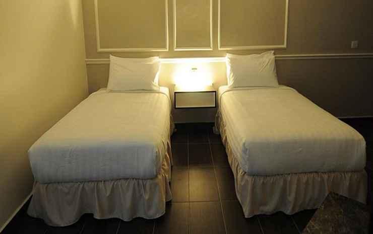 Luscious Hotel Penang - Kamar Twin Deluks