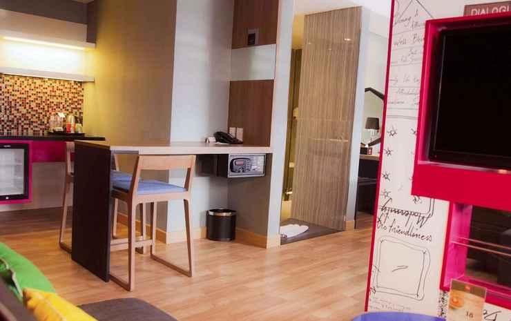 ibis Padang Hotel Padang - Suite Bisnis, pemandangan gunung