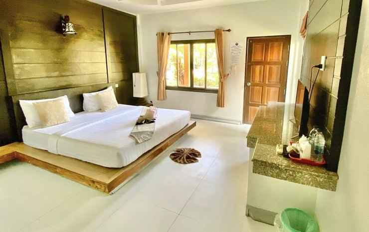 Lanta Emerald Bungalow Krabi - Bungalow Deluks (for 2 guests)