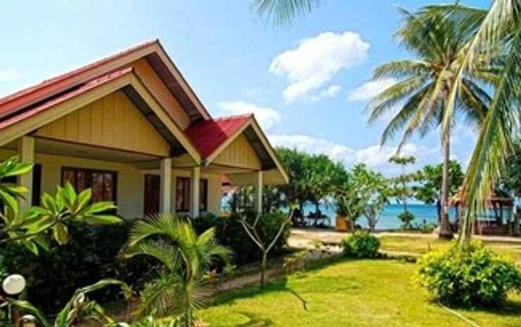 Lanta Emerald Bungalow Krabi - Bungalow, menghadap pantai
