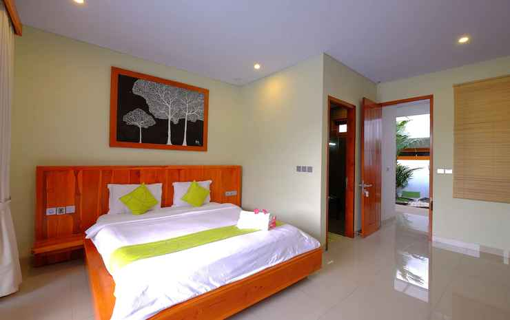 Villa Mataano Lombok - Kamar Double Deluks, 1 Tempat Tidur King, ensuite, pemandangan kebun