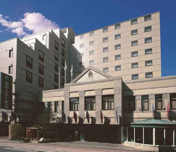 EXTERIOR_BUILDING โรงแรมเล็กซ์ตัน คาโกชิมะ