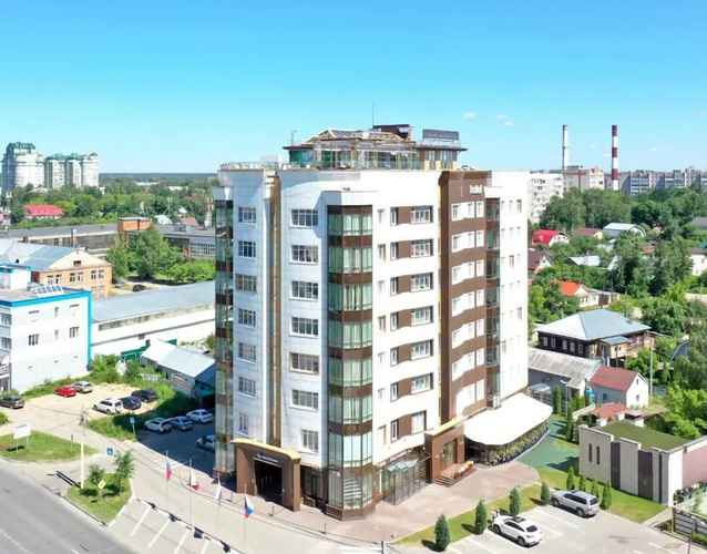 Best Western Russian Manchester Hotel Gorod Ivanovo Russia