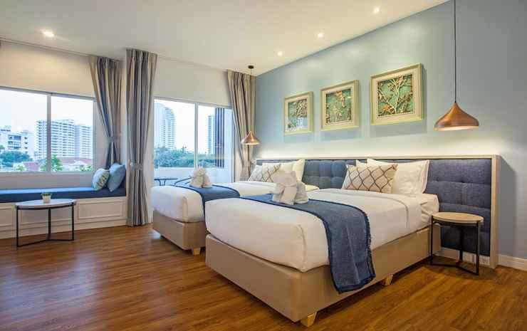 Hill Fresco Hotel Chonburi - Studio Deluks