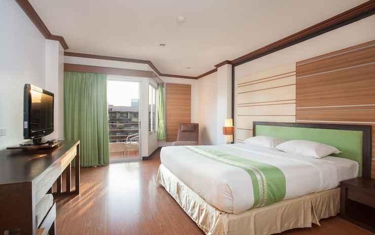Areca Lodge Chonburi - Kamar Deluks
