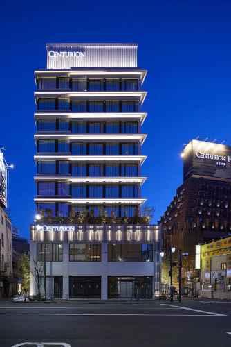 EXTERIOR_BUILDING โรงแรมเซนจูเรียน อุเอโนะ