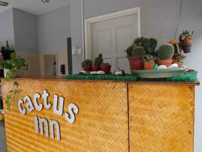 LOBBY Cactus Inn