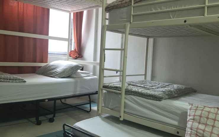Drop Inn Singapore Singapore - Kamar (10 Beds Group)
