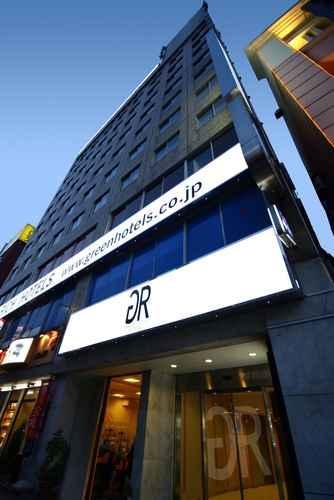 EXTERIOR_BUILDING โรงแรมกรีน ริช คาโงชิมะ เท็นมงคัน