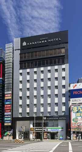 EXTERIOR_BUILDING โรงแรมนาโกย่า คานายามะ