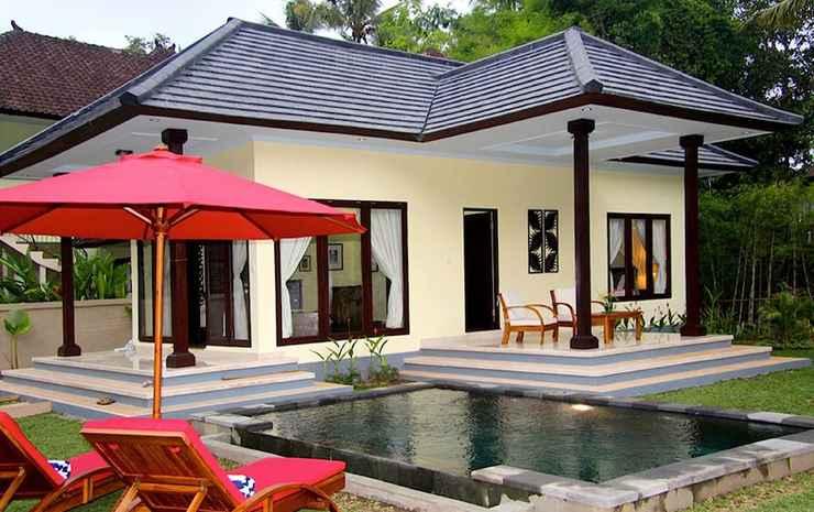 Suara Air Luxury Villa Ubud Bali - Vila, 1 kamar tidur, kolam renang pribadi