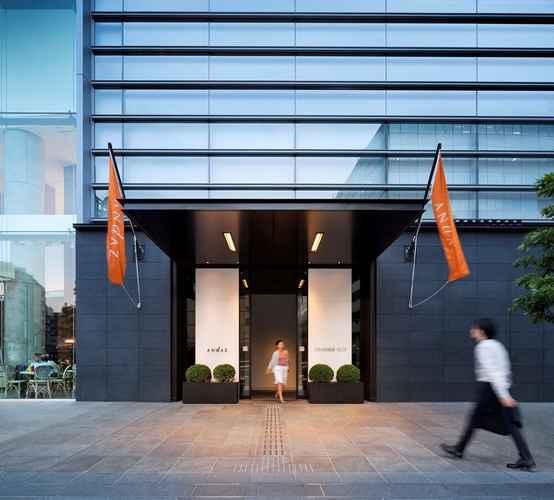 EXTERIOR_BUILDING แอนดัส โตเกียว โทราโนมอน ฮิลส์ - อะ คอนเซ็ปต์ บาย ไฮแอท