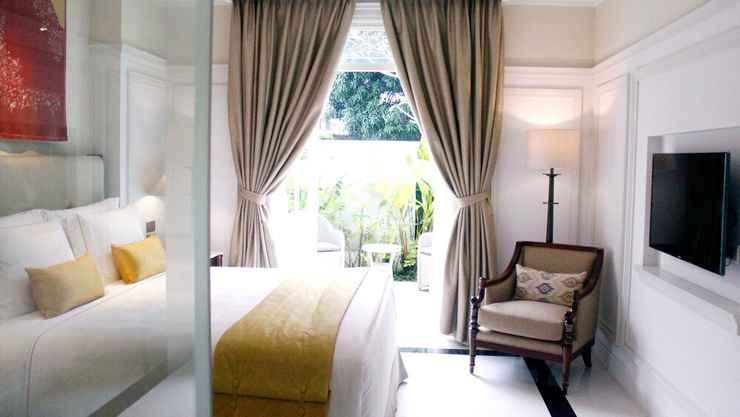 BEDROOM The Hermitage, A Tribute Portfolio Hotel, Jakarta