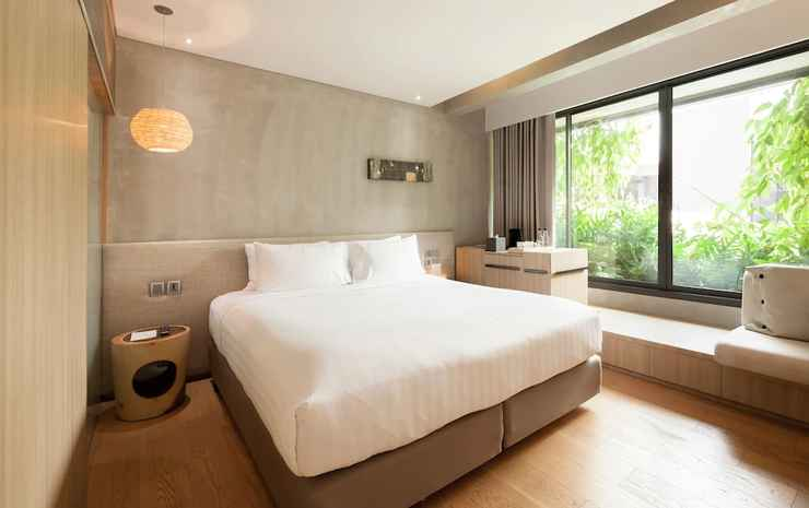 Ad Lib Bangkok Bangkok - Connecting Plush room