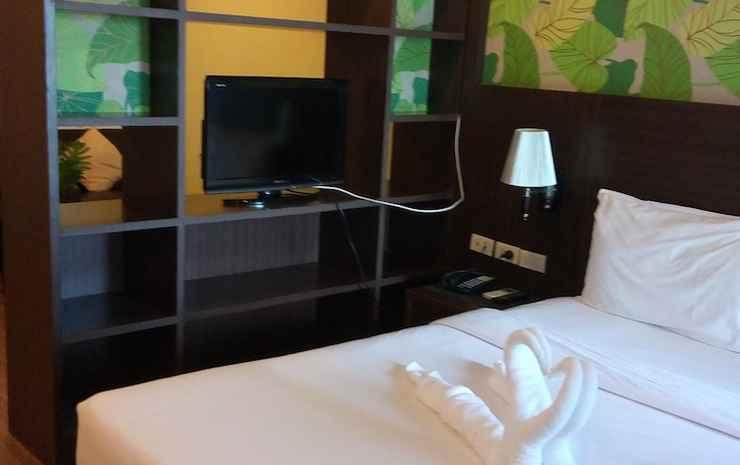 Boss Mansion Residence Bangkok - Kamar Double Junior, 1 Tempat Tidur Queen