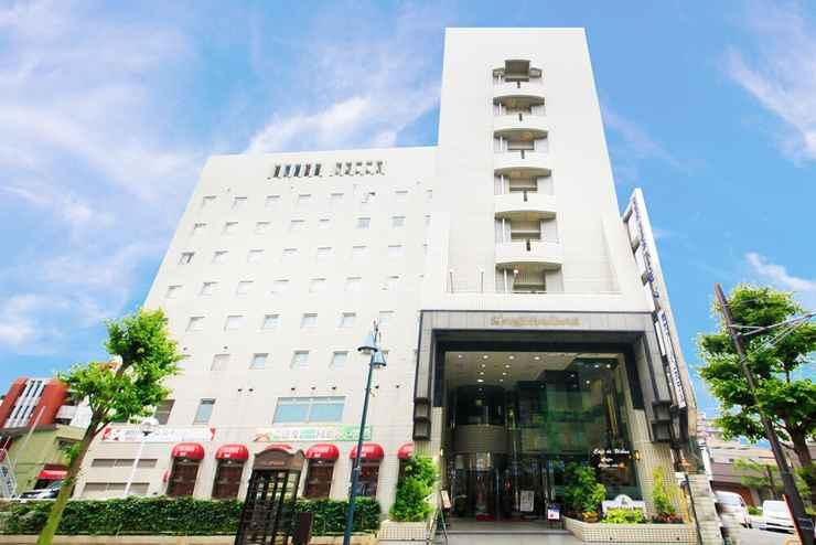 EXTERIOR_BUILDING โรงแรมอัตสึกิ เออร์เบิร์น