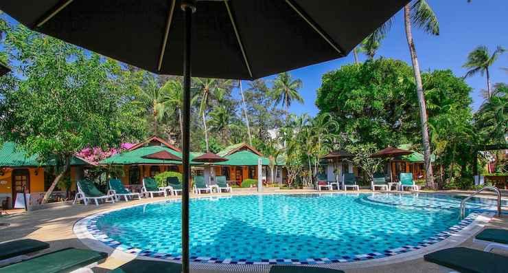 SWIMMING_POOL Eden Bungalow Resort