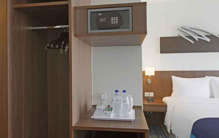 Holiday Inn Express Jakarta Pluit Citygate Jakarta - Kamar, 1 Tempat Tidur Queen, akses difabel, non-smoking
