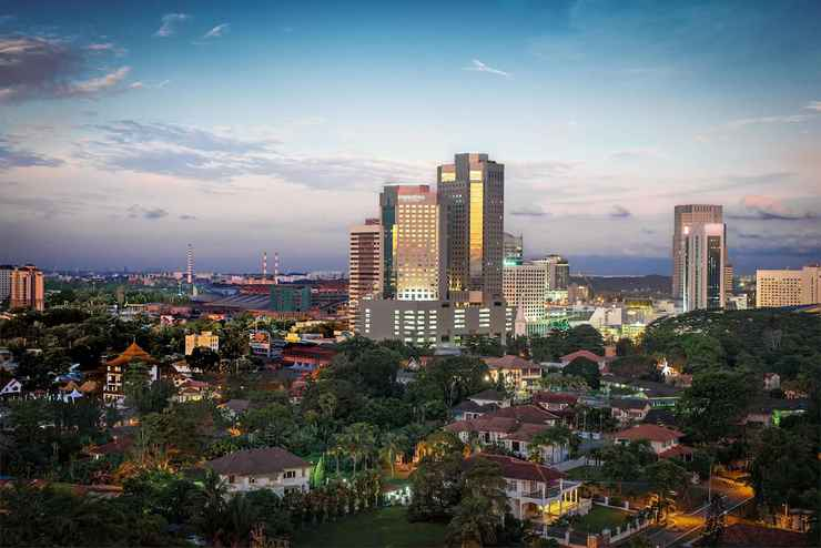 VIEW_ATTRACTIONS DoubleTree by Hilton Hotel Johor Bahru